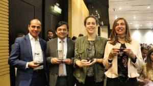 Reconocimiento Equidad de Género - Foto: Secretaría de Hacienda