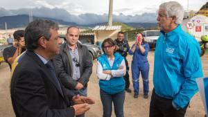 Vecinos de Doña Juana se benefician con acciones sociales - Foto: Alcaldía Mayor de Bogotá