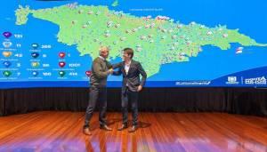Renuncia Miguel Uribe - Foto: Consejerría de Comunicaciones