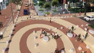 Arrancarán obras de revitalización de la Zona Rosa