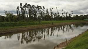El río Bogotá será limpiado gracias a una nueva planta de tratamiento de aguas residuales