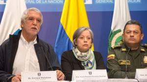 RUEDA  PRENSA FISCALÍA - FOTO: Consejería de Comunicaciones Alcaldía Mayor