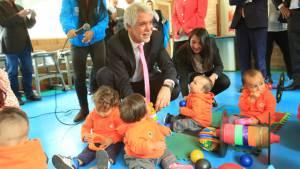 Alcalde Enrique Peñalosa lanza Ruta Integral para la Primera Infancia - Diego Bauman - Alcaldía Mayor de Bogotá