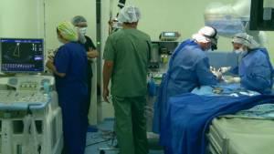 Sala de cirugía - Foto: Secretaría de Salud