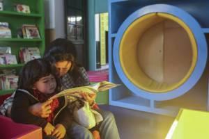 40 nuevas salas de lectura en jardines infantiles del Distrito - Foto: Alcaldía Mayor de Bogotá