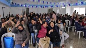 Salón comunal de María Paz en Kennedy - Foto: Caja de Vivienda Popular