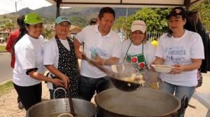 Sancocho - FOTO: Consejería de Comunicaciones