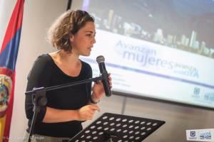 Secretaria de la mujer - FOTO: Prensa Secretaría de la Mujer