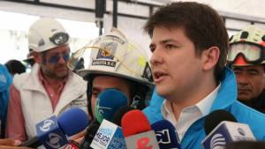 Administración desalojo en Suba - FOTO: Presnsa Secretaría de Gobierno