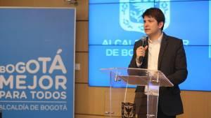 Secretario de Gobierno - FOTO: Alta Consejería de Comunicaciones Alcaldía Mayor
