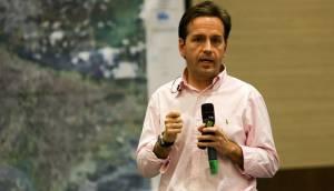 Secretario de Seguridad Daniel Mejía- FOTO: Consejería de Comunicaciones Alcaldía Mayor