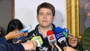 Peñalosa pide renuncia a alcaldes locales - FOTO: Prensa  Alcaldía Mayor