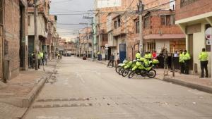 Balance seguridad en Corabastos - Foto: Secretaría de Seguridad