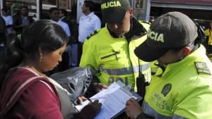 Seguridad - Foto: Agustín Fagua