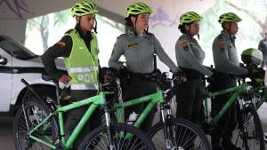 Seguridad Ciclorrutas - FOTO: Prensa Secretaría de Seguridad