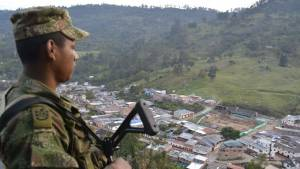 Seguriodad elecciones - FOTO: Prensa Decimo Tercera Brigada del Ejército