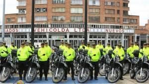 Seguridad en posesión presidencial - FOTO: Consejería de Comunicaciones