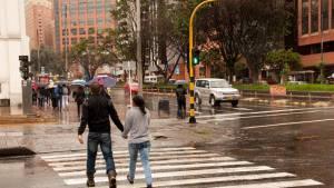 Semáforos en Bogotá - Foto: Comunicaciones Alcaldía Bogotá / Andrés Sandoval