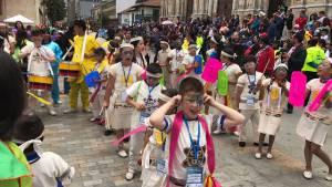 Desfile inaugural Semana del Estudiante 2017 - Foto: Comunicaciones Secretaría de Educación