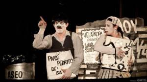 Consulte la variada programación teatral - Foto Idartes -CL Palacios