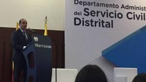 Foto: Servicio Civil Distrital