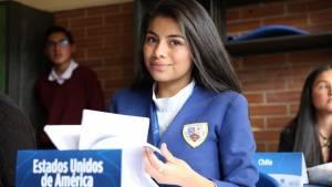 SIMONU 2018 en Bogotá - Foto: Secretaría de Educación