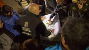 Simulacro Visita del Papa - Foto: Comunicaicones Alcaldía Bogotá / Andrés Sandoval