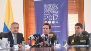 Semana de la seguridad Ciudadana - Foto: Cortesía prensa Vicepresidencia