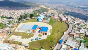 Obras de Acueducto y Alcantarillado - FOTO: Prensa Empresa de Acueducto de Bogotá
