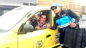 Taxistas Bogotá - Foto: Prensa Secretaría de Movilidad