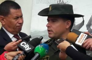 Policía habla sobre muerte de animales en Usme - FOTO: Prensa MEBOG