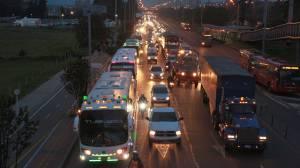 Terminal de Transportes - FOTO: Consejería de Comunicaciones Alcaldía Mayor de Bogotá