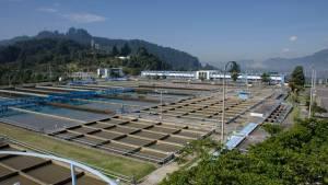 Planta de Tibitoc - Foto: prensa Acueducto de Bogotá
