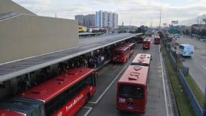 TransMilenio garantiza el acceso a baños de sus trabajadores.