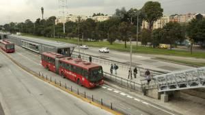 La Policía de TransMilenio ha logrado capturar en lo corrido del año a 1.137 personas.