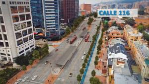 Proyecto de TransMilenio por la Séptima - Foto: Comunicaciones IDU