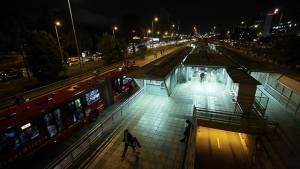TransMilenio funcionará hasta más tarde por Amor y Amistad. Foto: Prensa Alcaldía Mayor
