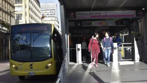 Usuarios de TransMilenio tendrán WiFi Gratis - Foto: TransMilenio