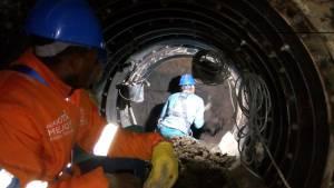 Túnel Acueducto - FOTO: Prensa Empresa de Acueducto Bogotá
