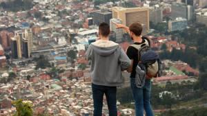 Crece el turismo extranjero en Bogotá - Foto: Alcaldía Mayor de Bogotá/Andrés Sandoval