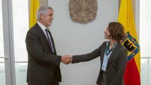 Úrsula Ablanque Mejía es la nueva gerente general de la Empresa de Renovación Urbana – ERU