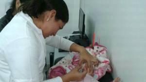 Vacunación contra influenza - Foto: Secretaría de Salud