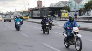 Vías Bogotá- Foto: Prensa Secretaría de Movilidad