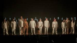 La obra de teatro 'Victus' se presentará gratis en seis localidades - Foto: Idartes -Carlos Lema