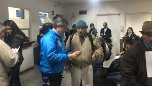 Secretario de Salud visitó hospitales de la ciudad - Foto: Comunicaciones Secretaría de Salud