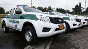 Equipos. Foto: Secretaría de Seguridad