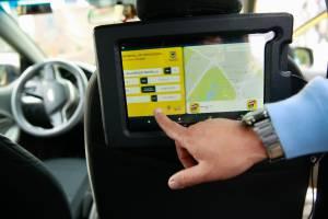 La Alcaldía amplió el plazo para implementar tableta en los taxis de Bogotá - Foto: Alcaldía Bogotá