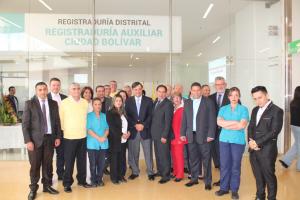 Registraduría Auxiliar de Ciudad Bolívar