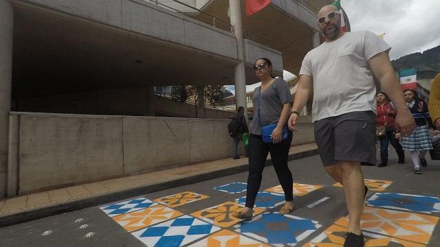 Arranca plan piloto de peatonalización de la Calle 11  - Foto: Alcaldía de Bogotá