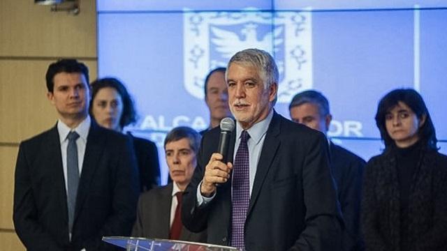 Alcalde Mayor de Bogotá - Foto: Prensa Alcaldía Mayor